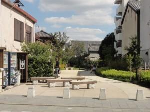 鍛冶町広場
